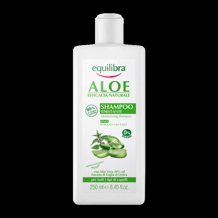 Szampon aloesowy nawilżający 250 ml