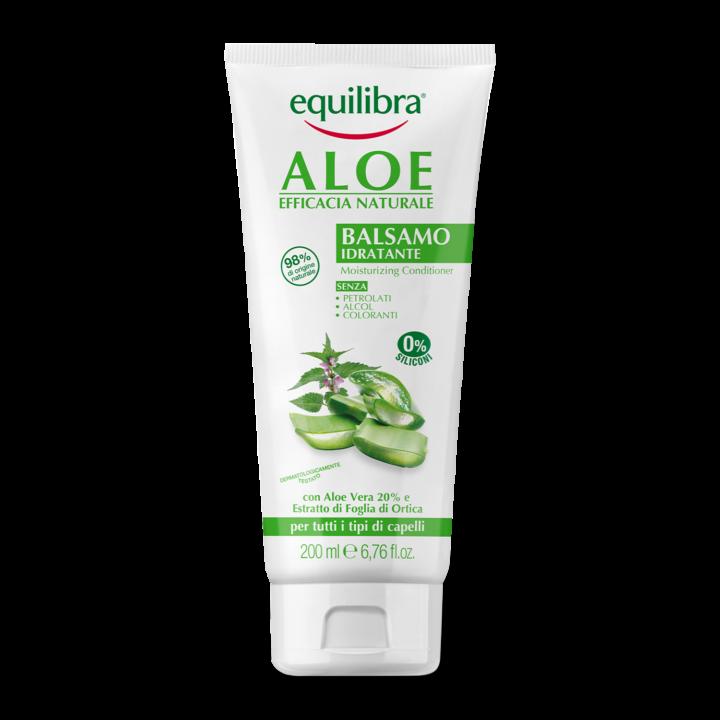 Odżywka aloesowa nawilżająca 200 ml